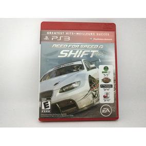 Jogo Ps3 Need For Speed Shift Mídia Física
