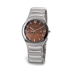 73e094869cf Skagen 585xltmxm Swiss Titanium Grey - Relógios De Pulso no Mercado ...