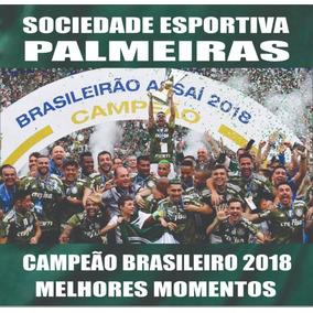 Cd Do Palmeiras Campeão Brasileiro 2018