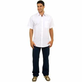 Uniformes Para Açougue Camisa Manga Curta - Camisa Masculino no ... 1b560a653ef