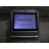 Game Boy Advance Sp Con Cargador, Juegos Y Forro Mod:001