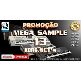 Samples Korg 13 Set