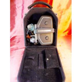 El Arcon Antigua Filmadora De16 Mm Bell & Howell 240 36501