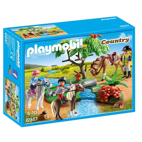 Playmobil Country Paseo De Ponis 6947