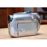 Video Cámara Dvd Canon Dc220 - Usada