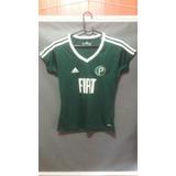 Camisa Palmeiras Baby Look