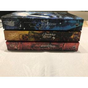 Trilogia As Crônicas De Artur 3 Livros - Bernard Cornwell