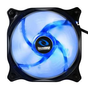 Raidmax Fan Gabinete Rf120lu 120mm 1200rpm 12v Led Blue