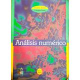 Análisis Numérico , Richard L.burden , J. Douglas Faires, 7e