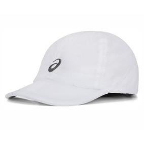 Boné Legionário Asics Para Corridas Branco - Bonés para Masculino no ... 2489cf4351d