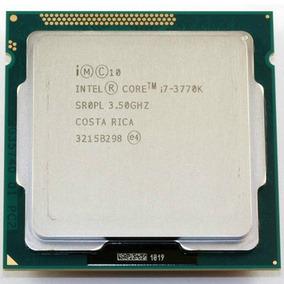 Processador Intel Core I7 Lga1155 I7-3770k 3.5ghz (oem)+nota
