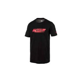 Playera Scuderia Ferrari 762144-02 Negro