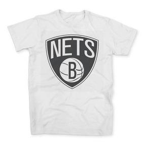 Camiseta Nba Brooklyn Nets New Baskett Basquete Swag Skate 8bde25df22432