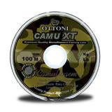 Linha Monofilamento Camu Xt 0,30mm 100m Camuflagem