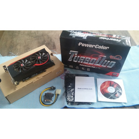 Placa De Video Radeon R9 270 Powercolor 2gb Gddr5
