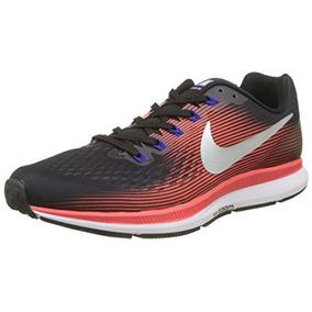 more photos 98c4b 2cd8c Nike Air Zoom Pegasus 34 880555-006 Tenis Para Correr Para