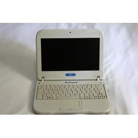 Mini Laptop C-a-n-a-i-m-a L-e-t-r-a-s A-z-u-l-e-s + Cargador