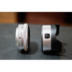 Lente Sony E-mount 16mm 2.8 A6300 A6500 + Adaptador Fisheye
