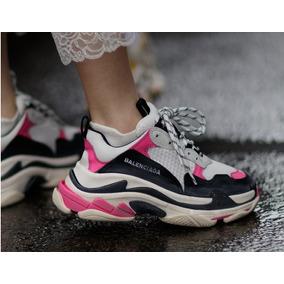 6352f61037499 Zapatillas Balenciaga Mujer - Zapatillas en Mercado Libre Perú
