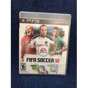 Fifa Soccer 12 Mídia Física Ps3 Usado Inglês