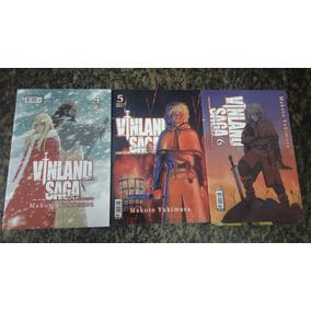 Col Vinland Saga 01 Ao 18 - Usado - Frete Grátis