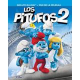 Los Pitufos 2 - Blu-ray + Dvd Nuevos Envio Incluido