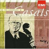 Pablo Casals - The Legendary (como Nuevo Importado Usa)