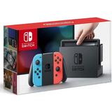 Consola Nintendo Switch Neon Blue/red 32gb Original Garantia