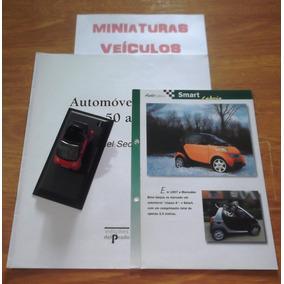 Miniatura - Auto Collection - Nº01 - Smart City Cabrio 2000