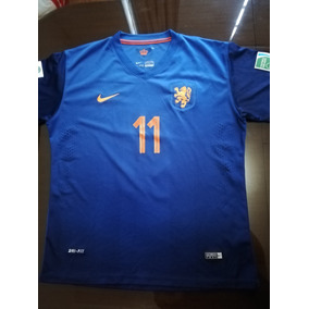 Camiseta Holanda Suplente - Camiseta de Holanda para Adultos en ... a070c65b2ad0f