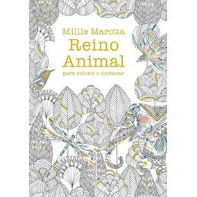 Reino Animal Para Colorir E Destacar - Sextante