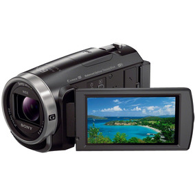 Filmadora Sony Handycam Hdr-cx675 32gb Full Hd Wifi Hdmi Nfc