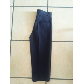 Pantalon Escolar Talla 4 Y 6 Azul Marino