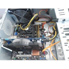 Pc Gamer Quad Core 8gb Gtx 550 Ti Vídeo Teste Computador Cpu