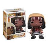 The Walking Dead Funko Pop! Michonne Rick Grimmes Glenn