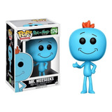 Funko Pop Animation Rick And Morty Mr. Meeseeks