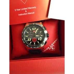 Reloj Para Caballero Marca Swiss Legend Seminuevo