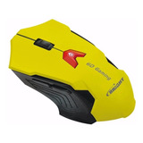 Mouse Gamer Usb 800/1200/1600/2400 Dpi Bright 0375-n
