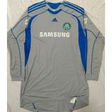 Camisa Goleiro Palmeiras Adidas 2010 - Futebol no Mercado Livre Brasil 57854890408d0