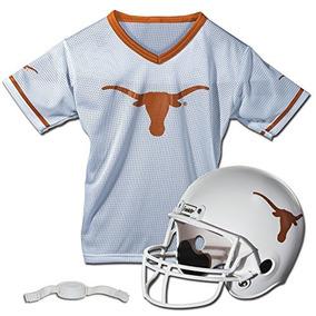 Franklin Sports Texas Longhorns Casco De Fútbol Jersey a4d719d2161