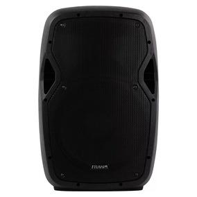 Caixa De Som Ativa Frahm Groov Gr12 Abt Com Bluetooth