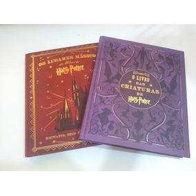 Kit - As Criaturas De Harry Potter + Os Lugares Mágicos