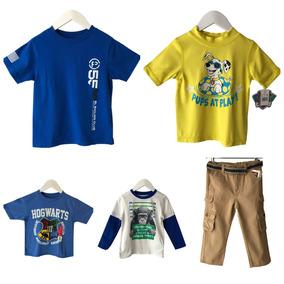 Ropa Americana Para Niño De 4 Años Varias Marcas