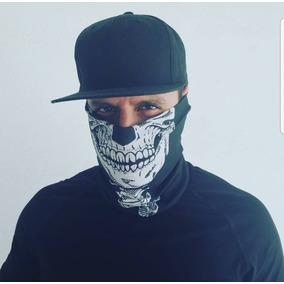 Bandana Face Shield Mascara Motocicleta Cacería Camuflage