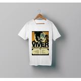 Camiseta Antifa - Laercio Lopo - Elis Regina - A10
