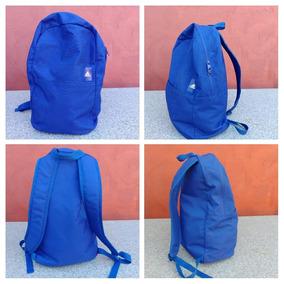 Mochila Unissex adidas Original Pouco Uso Azul Disponivel