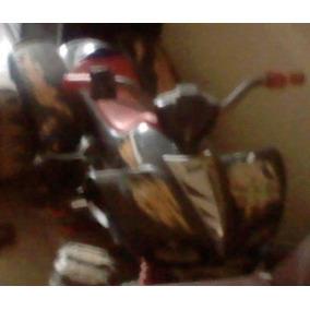 Moto Electrica - Cuatro Ruedas - Usada