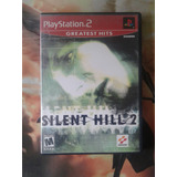 Silent Hill 2 Greatest Hits Ps 2