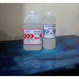 Resina Epoxy Transparente 3kg Acabados Y Madera
