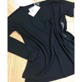 Camiseta Manga Longa Ralph Lauren - Calçados 6b9275701fb